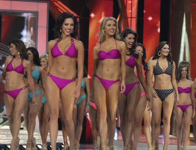 Phần thi bikini tại Miss America