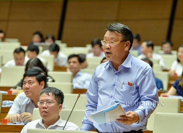 Đại biểu Nguyễn Tạo- Phó trưởng đoàn chuyên trách Đoàn đại biểu Quốc hội tỉnh Lâm Đồng (Ảnh: QH).