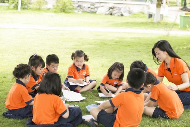 Khối tiểu học FPT tuyển sinh 300 chỉ tiêu đầu vào lớp 1.