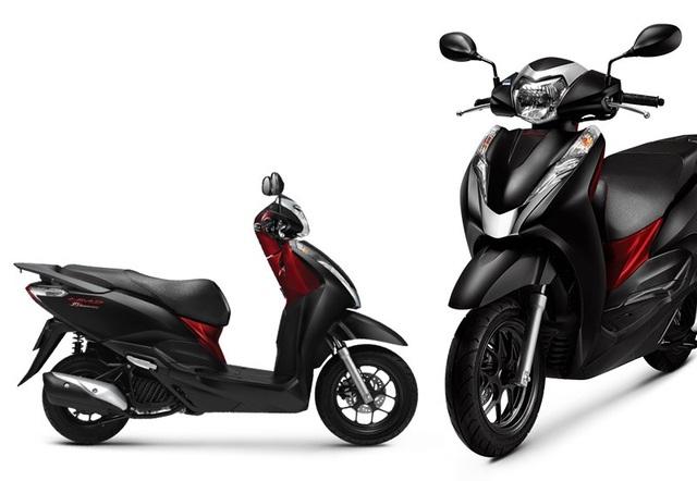 Honda ra mắt SH300i mới, giá từ 269 triệu đồng - 2