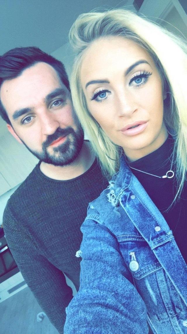 Hiện tại, Jenna đang sống ở Glasgow cùng bạn trai James Harvey