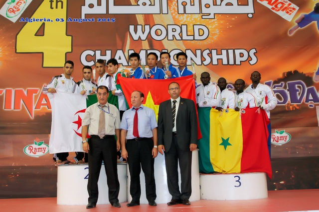 Vô địch thế giới ở nhiều nội dung thi đấu, Phúc Thịnh được biết đến là tiềm năng trẻ trong ngành võ thuật Việt. Những thành tích Thịnh đạt được cũng chính là động lực để cậu nỗ lực theo đuổi niềm đam mê.