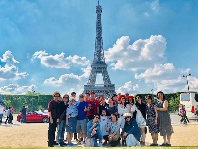 Châu Âu xu hướng du lịch của du khách Việt 2018 (Ảnh: EuroCircle & partner)