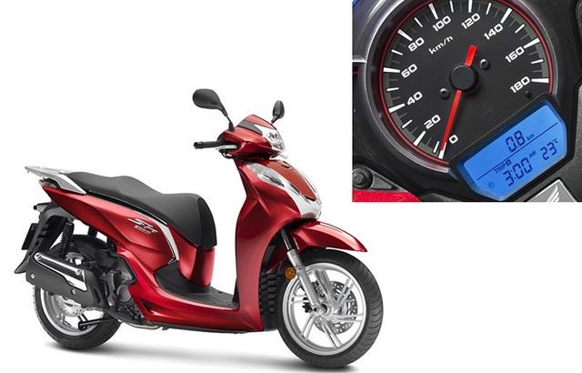 Honda ra mắt SH300i mới, giá từ 269 triệu đồng - 1