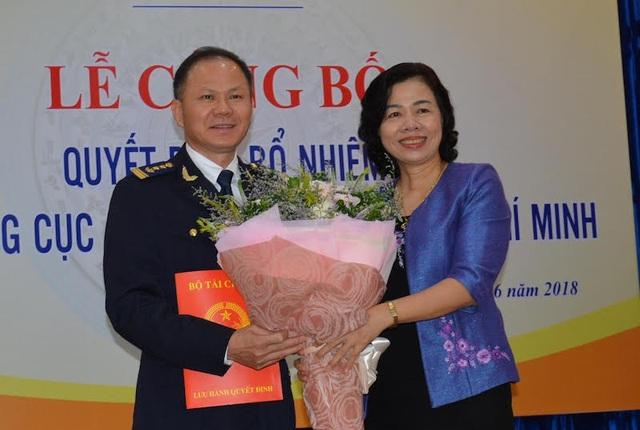 Tiếp thu chỉ đạo của lãnh đạo Bộ Tài chính, tân Cục trưởng Cục Hải quan TPHCM - Đinh Ngọc Thắng cho biết sẽ tạo mối đoàn kết trong nội bộ để cùng nhau thực hiện tốt các nhiệm vụ được giao.