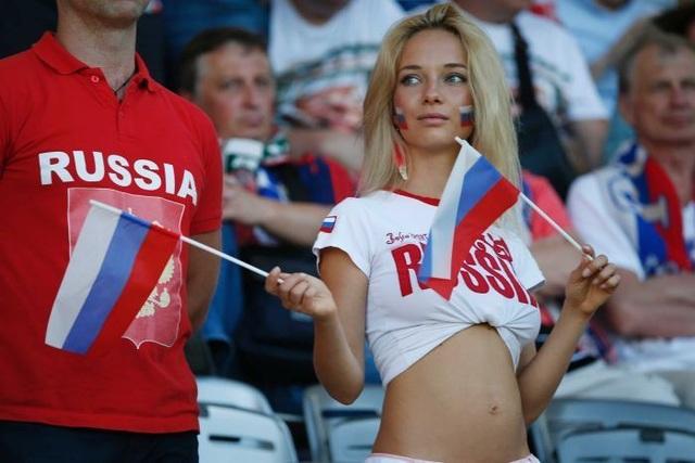 Nga hi vọng sẽ đón khoảng 1 triệu du khách quốc tế tới đây trong kỳ WC