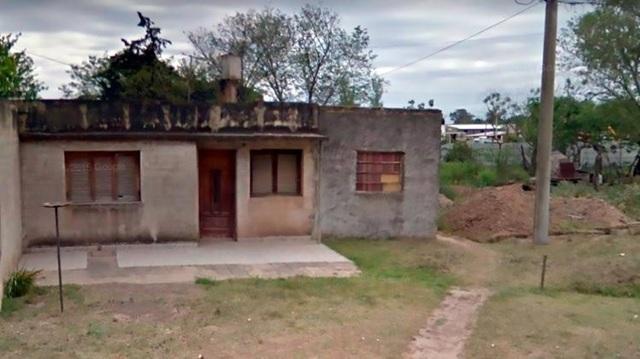 Ngôi nhà nơi người phụ nữ 42 tuổi bị xích giam suốt 20 năm.