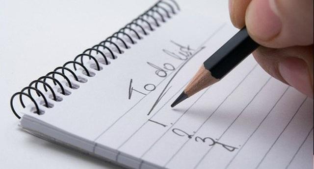 Đánh giá kết quả công việc sẽ giúp bạn chuẩn bị kế hoạch tốt hơn cho ngày hôm sau.