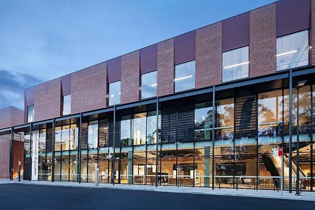 Khuôn viên Đại học Charles Sturt tại NSW