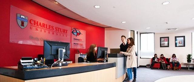 Học bổng du học Úc hấp dẫn từ đại học Charles Sturt - 3