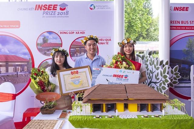 SEEN House đoạt giải quán quân cuộc thi năm nay