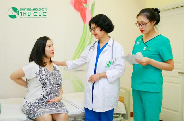 Mẹ có tiền sử bất thường khi mang thai, cần tránh quan hệ tình dục để đảm bảo an toàn cho sức khỏe và sự phát triển của thai nhi