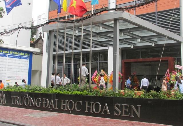 Trường ĐH Hoa Sen sẽ có chủ mới
