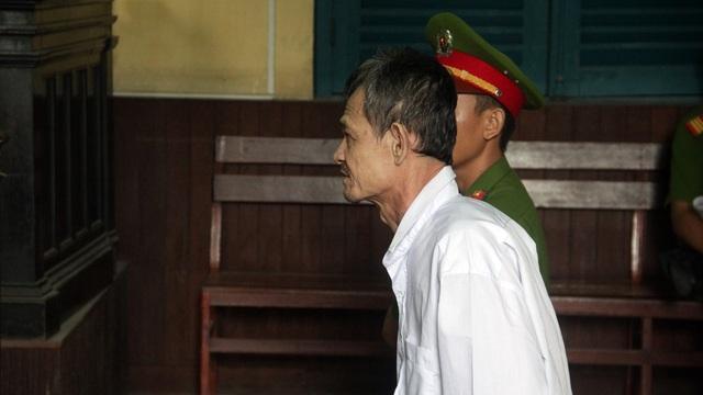 Bị cáo Nuôl lãnh án tử hình.