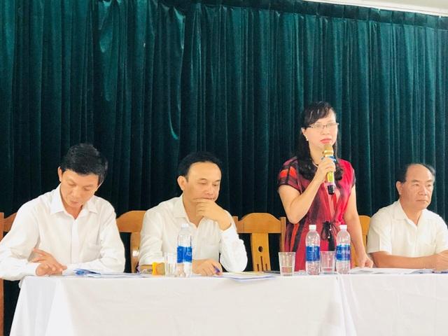 Lãnh đạo Bộ GD&ĐT trả lời các câu hỏi của phóng viên báo chí về kỳ thi THPT quốc gia 2018