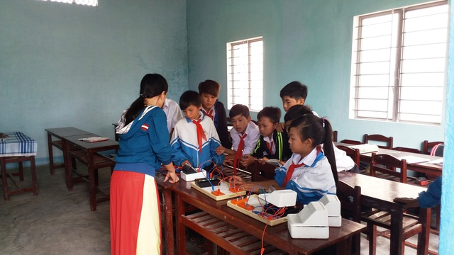 Việc chậm chi trả đã một phần ảnh hưởng đến công tác duy trì sĩ số của các trường.