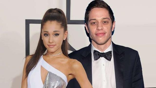 Ariana Grande và bạn trai đính hôn sau vài tuần quen biết.