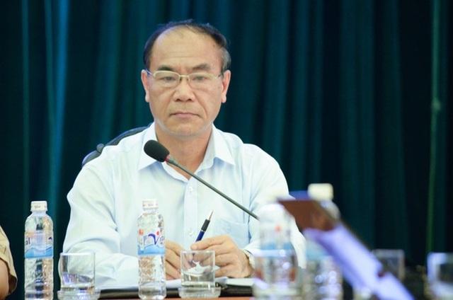 Chánh thanh tra Bộ GD&ĐT Nguyễn Huy Bằng (Ảnh: Đ. Chung)