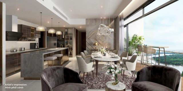 Sở hữu căn hộ Q2 THAO DIEN với tầm nhìn toàn cảnh sông Sài Gòn và bán Đảo Thanh Đa thơ mộng