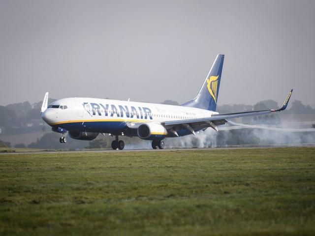 Ryannair là một trong những hãng hàng không giá rẻ lớn nhất châu Âu hiện nay