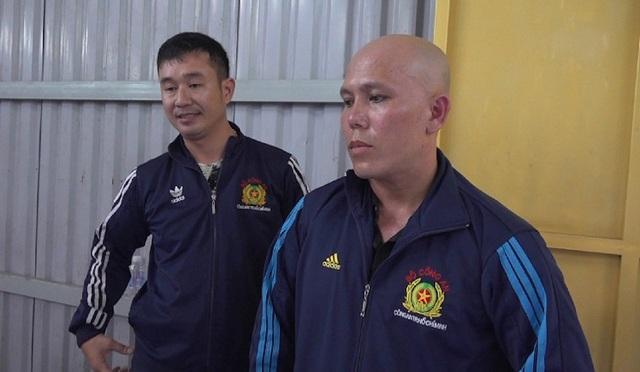 Nguyễn Hồng Thái, Trần Quốc Đạt và Vũ Quốc Huy bị công an tạm giữ trước đó