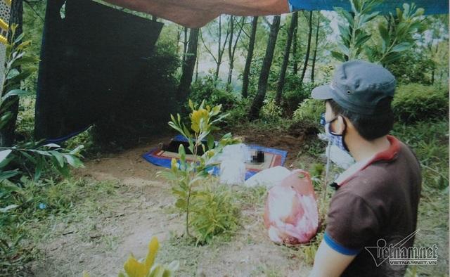 Thời điểm phát hiện thi thể chị Đào Thị Hoa, cơ quan CSĐT không khám nghiệm tử thi