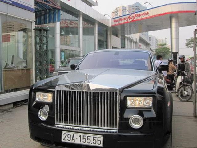 Ông chủ bí ẩn đi Rolls-Royce biển 15.555, giới đại gia kiềng nể - 2