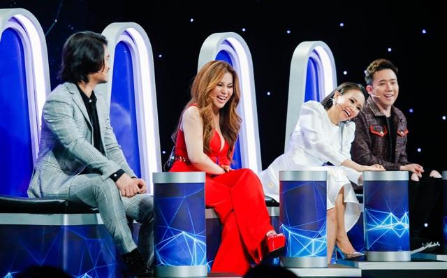 Các giám khảo cười nghiêng ngả khi Trấn Thành nhắc nhở Minh Tuyết.