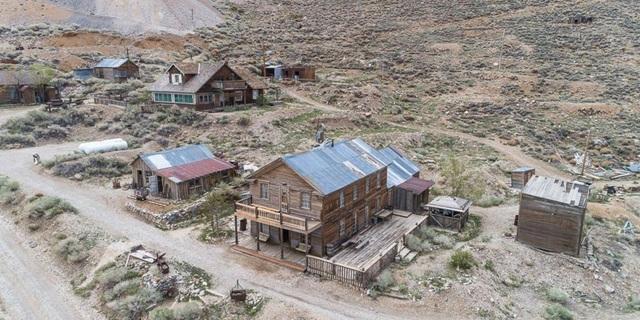 Hiện nay, thị trấn Cerro Gordo chỉ dành cho mục đích du lịch. (Nguồn: BI)