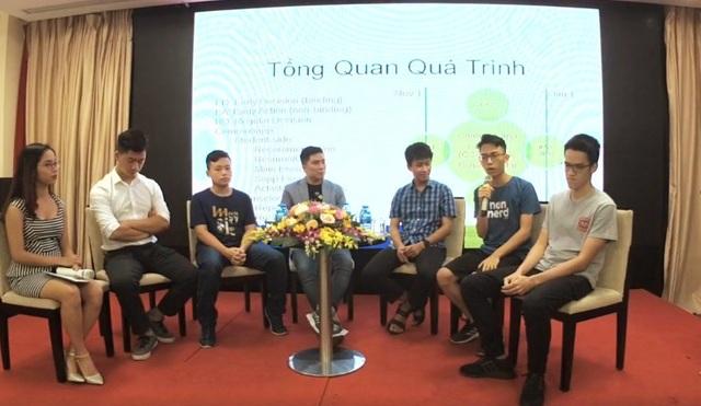Hoàng Tùng, tân sinh viên Học viện công nghệ Georgia Institute of Technology kể về hành trình tìm ra đam mê để theo đuổi của bản thân.