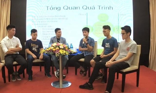 Nguyễn Thế Quỳnh - nam sinh Việt giành học bổng toàn phần vào MIT chia sẻ câu chuyện của bản thân.