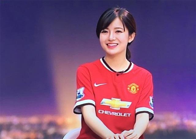 Nguyễn Tú Linh - cô gái được mệnh danh là hot girl MU
