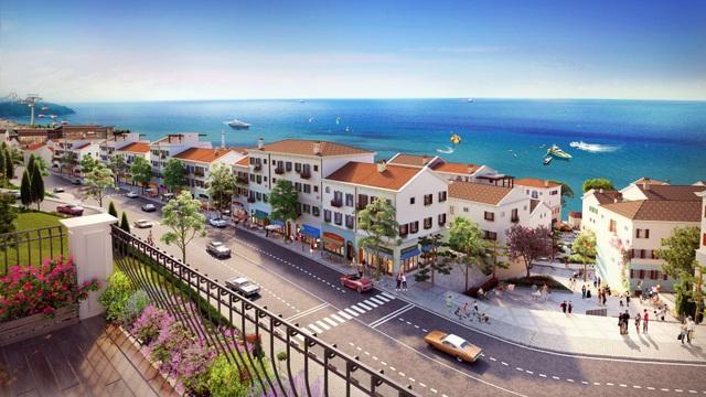 Dòng shophouse độc đáo mang phong cách Địa Trung Hải đang thu hút sự quan tâm lớn của thị trường BĐS