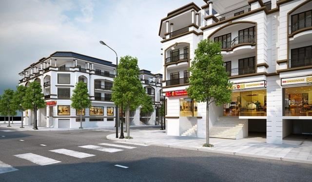 Khu phố mới Fairy Town đem đến cơ hội kinh doanh và môi trường sống lý tưởng cho cư dân