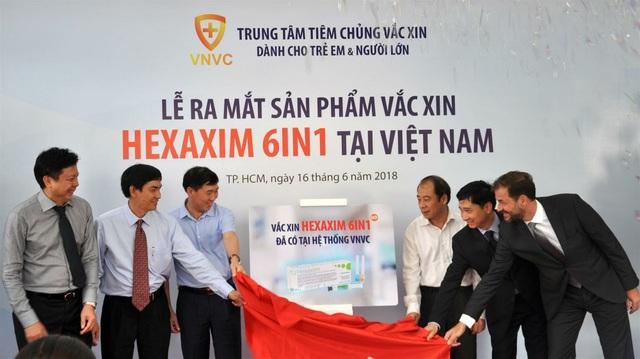 Bộ Y tế cấp phép nhập vắc xin 6 trong 1 thế hệ mới vào Việt Nam - 1