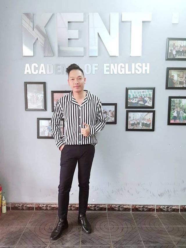Chân dung doanh nhân 9X xứ Huế Nguyễn Thiện Thông