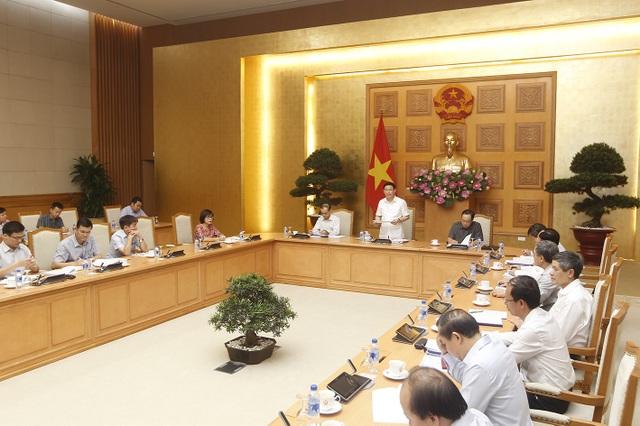 Phiên họp thứ nhất nhằm kiện toàn thành viên, bàn thảo quy chế làm việc và triển khai nhiệm vụ của Ban Chỉ đạo.