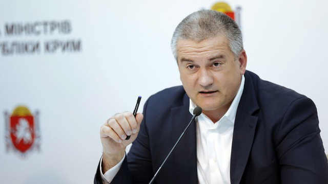 Ông Sergei Aksyonov (Ảnh: Eunews)
