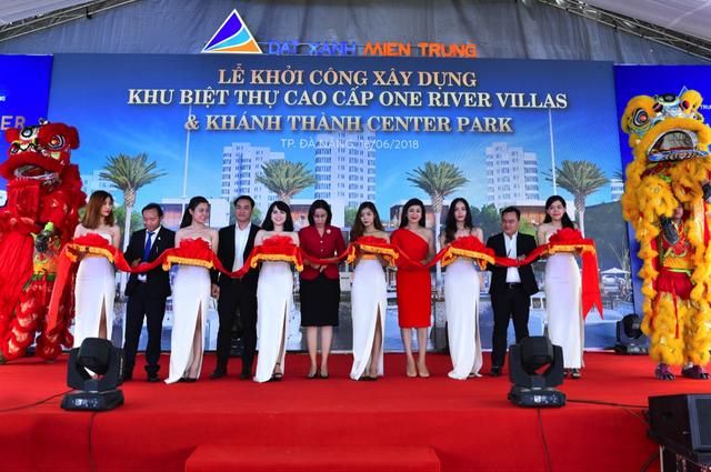 Đất Xanh miền Trung chính thức ra mắt khu biệt thự nghỉ dưỡng hạng sang - 1