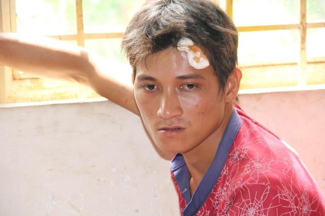 Nghi can Lê Minh Dương
