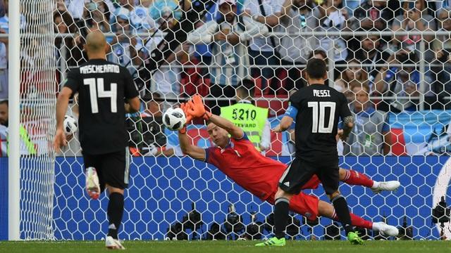 Các chuyên gia vẫn tin tưởng vào Argentina dù để Iceland cầm hòa ở trân ra quân tại World Cup 2018