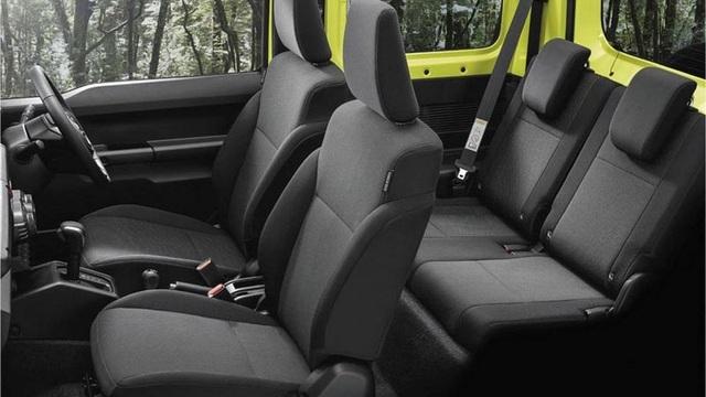 Suzuki Jimny mới chính thức lộ diện - 11