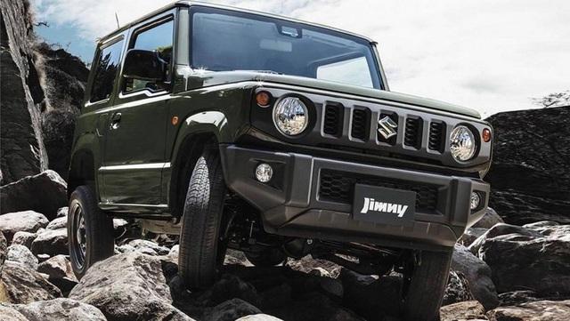 Suzuki Jimny mới chính thức lộ diện - 4
