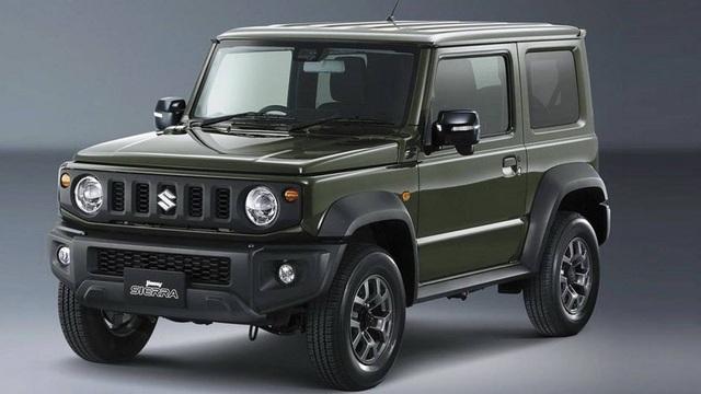 Suzuki Jimny mới chính thức lộ diện - 2