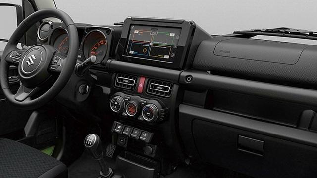Suzuki Jimny mới chính thức lộ diện - 10
