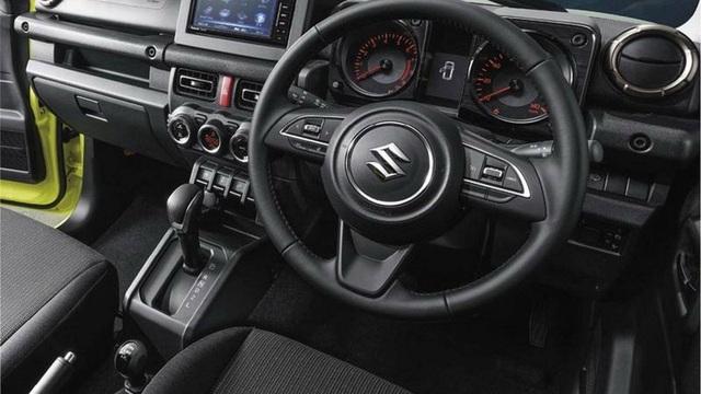 Suzuki Jimny mới chính thức lộ diện - 9