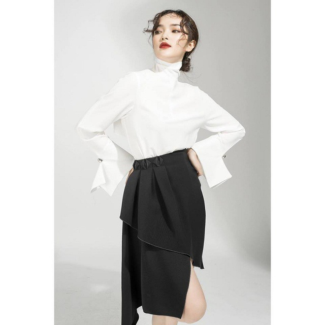 Diệu Linh là hot girl, người mẫu được yêu thích của các shop thời trang Hà Nội