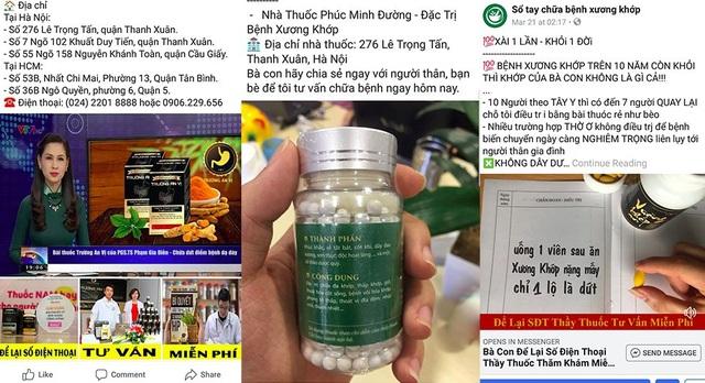 Xảo trá như thị trường thực phẩm chức năng - kỳ 2: Những lọc lừa - 5