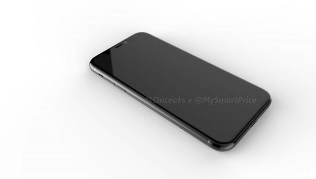 """Lộ thiết kế iPhone X phiên bản """"giá rẻ"""", ra mắt trong năm nay - 2"""