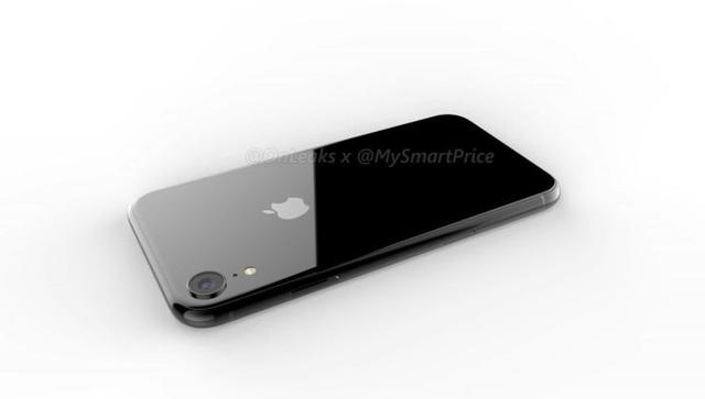 Hình ảnh mặt trước và sau của iPhone X - phiên bản giá rẻ.